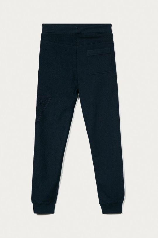 Guess - Detské nohavice 129-175 cm tmavomodrá