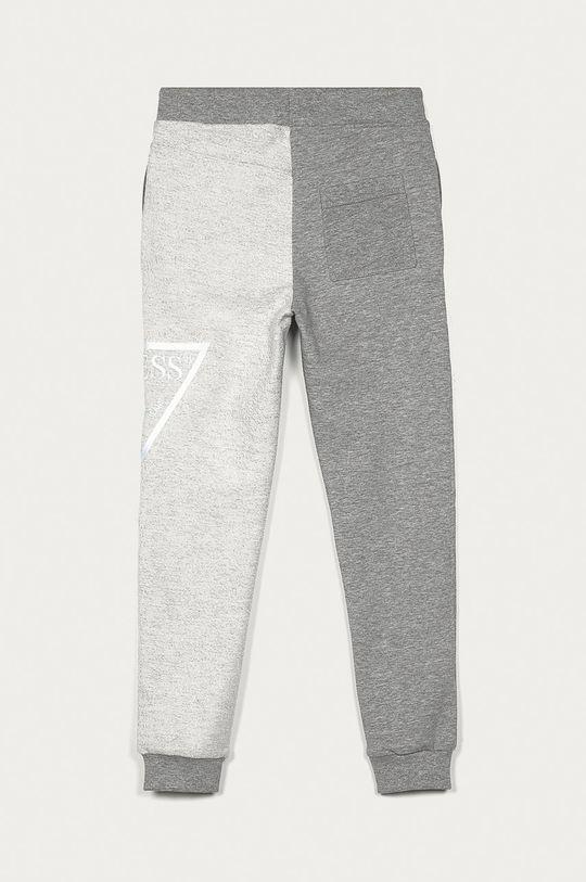 Guess - Dětské kalhoty 129-175 cm šedá