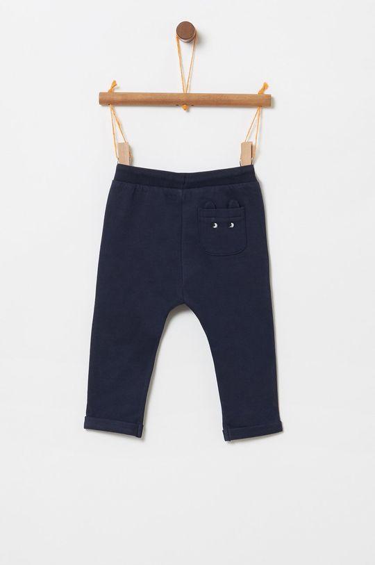 OVS - Spodnie dziecięce 74-98 cm granatowy