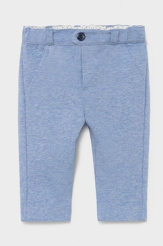 jasny niebieski Mayoral Newborn - Spodnie niemowlęce Chłopięcy