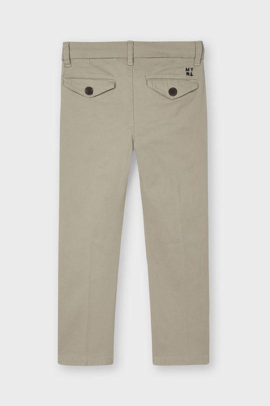 Mayoral - Spodnie dziecięce 92-134 cm piaskowy