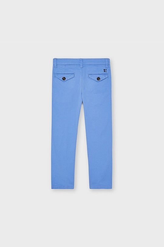 Mayoral - Detské nohavice 92-134 cm svetlomodrá