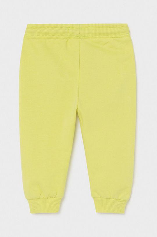 Mayoral - Pantaloni copii mustar
