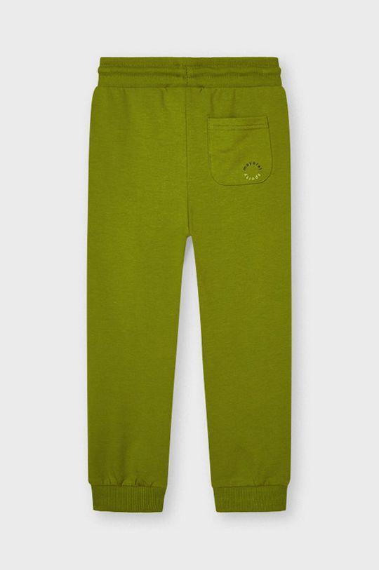Mayoral - Spodnie dziecięce oliwkowy