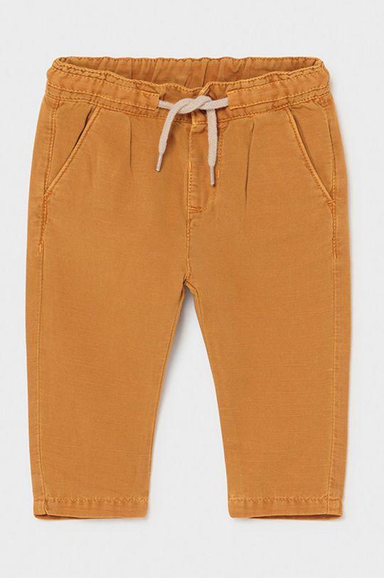 maro auriu Mayoral - Pantaloni copii De băieți