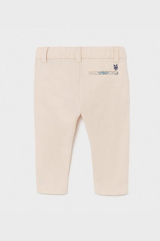 Mayoral - Pantaloni copii nisip
