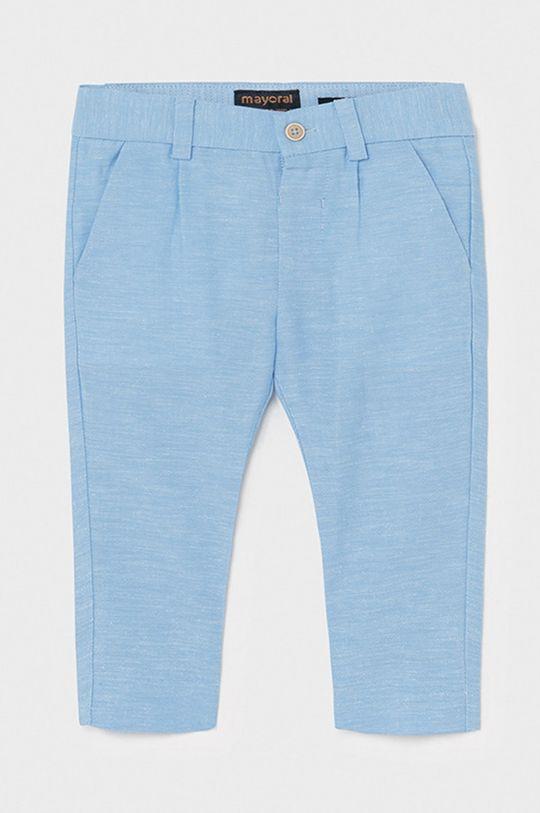 jasny niebieski Mayoral - Spodnie dziecięce Chłopięcy