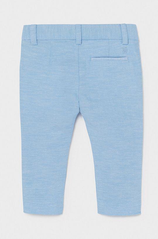 Mayoral - Spodnie dziecięce jasny niebieski