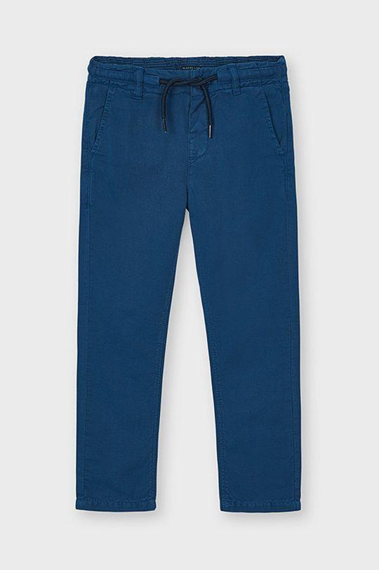 Mayoral - Spodnie dziecięce 92-134 cm fioletowy