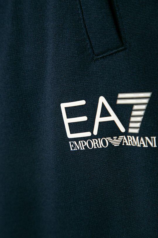 EA7 Emporio Armani - Pantaloni copii 104-134 cm bleumarin