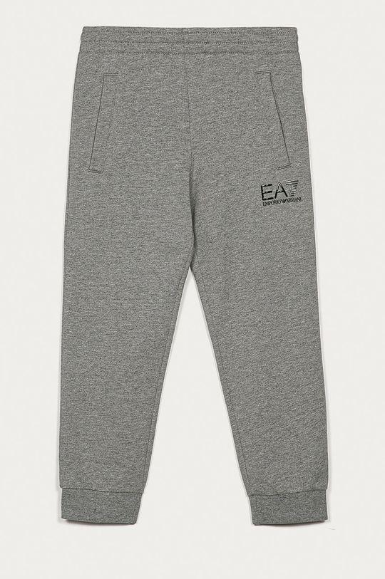 gri EA7 Emporio Armani - Pantaloni copii 104-134 cm De băieți