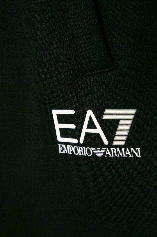 EA7 Emporio Armani - Pantaloni copii 104-134 cm negru