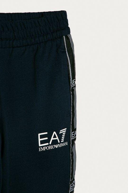 EA7 Emporio Armani - Dětské kalhoty 104-134 cm námořnická modř