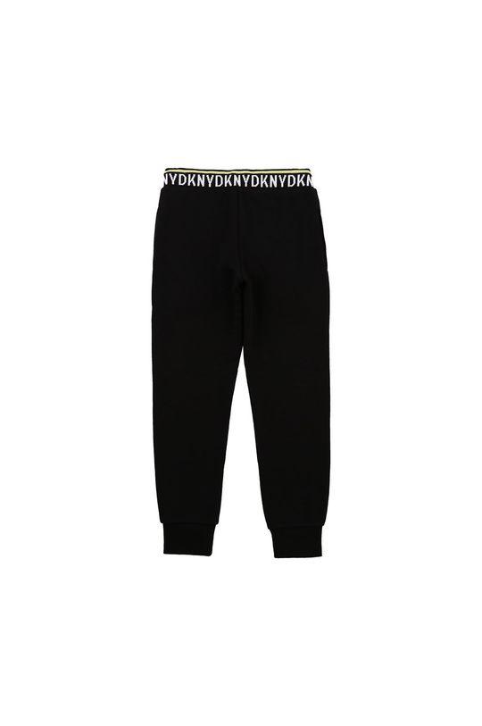 Dkny - Dětské kalhoty 114-150 cm černá