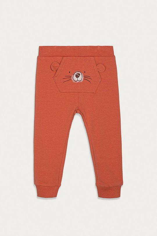 cupru Name it - Pantaloni bebe 56-86 cm De băieți