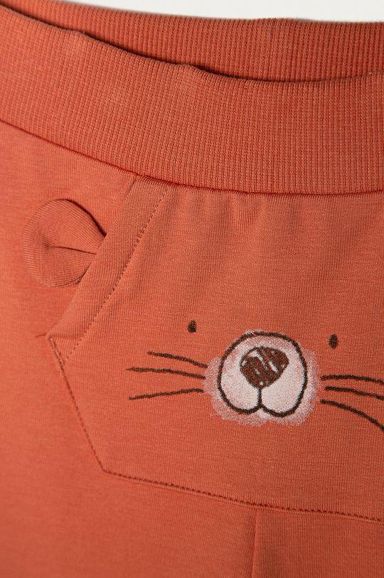 Name it - Pantaloni bebe 56-86 cm cupru