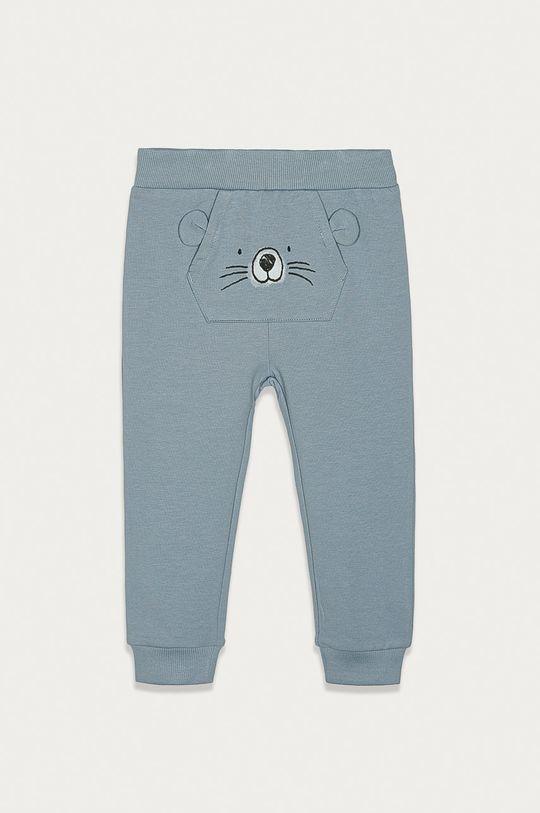 albastru Name it - Pantaloni bebe 56-86 cm De băieți