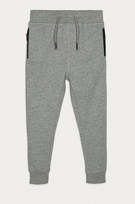 sivá Name it - Detské nohavice 116-152 cm Chlapčenský