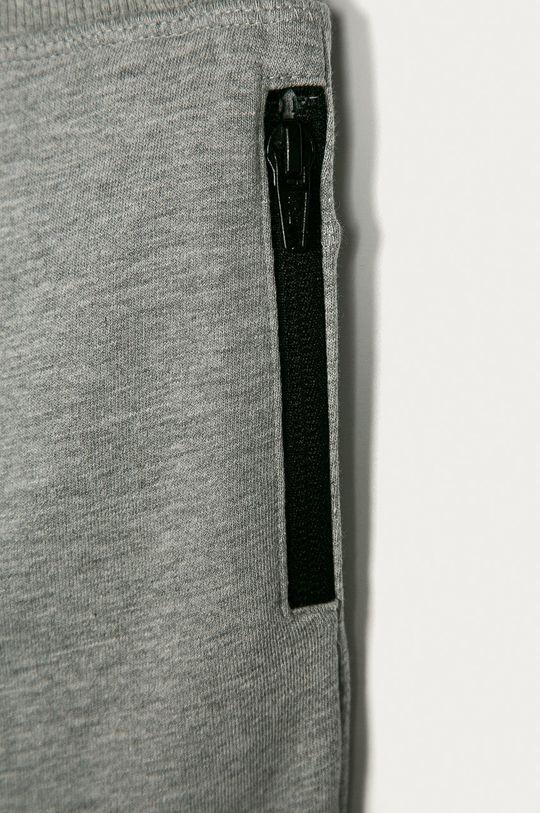 Name it - Detské nohavice 116-152 cm sivá