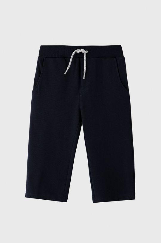 granatowy Name it - Spodnie dziecięce 122-164 cm Chłopięcy