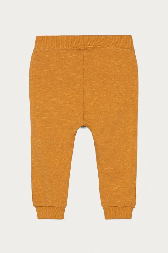 Name it - Spodnie dziecięce 86-110 cm ciepły oliwkowy