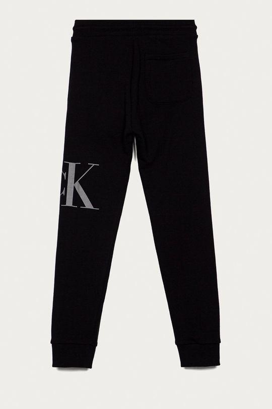 Calvin Klein Jeans - Spodnie dziecięce 104-176 cm czarny