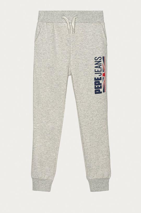 szary Pepe Jeans - Spodnie dziecięce Jonah 128-180 cm Chłopięcy