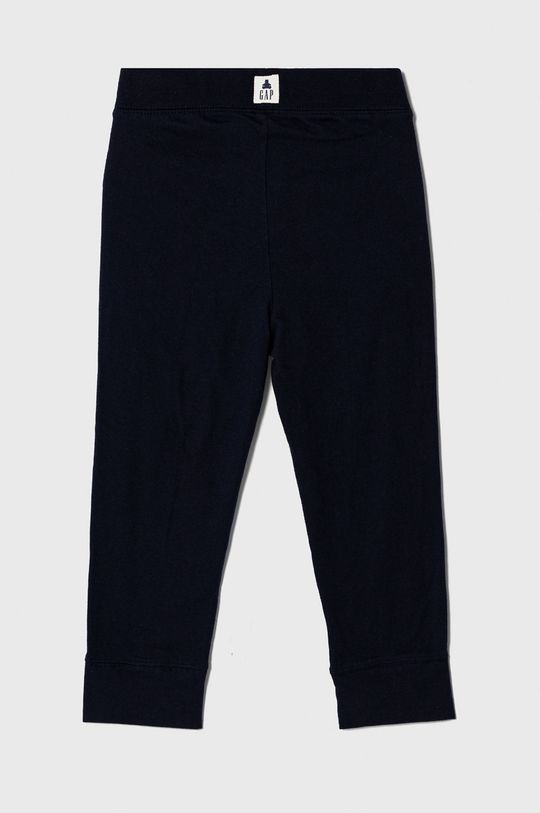 granatowy GAP - Spodnie dziecięce 74-110 cm (2-pack)