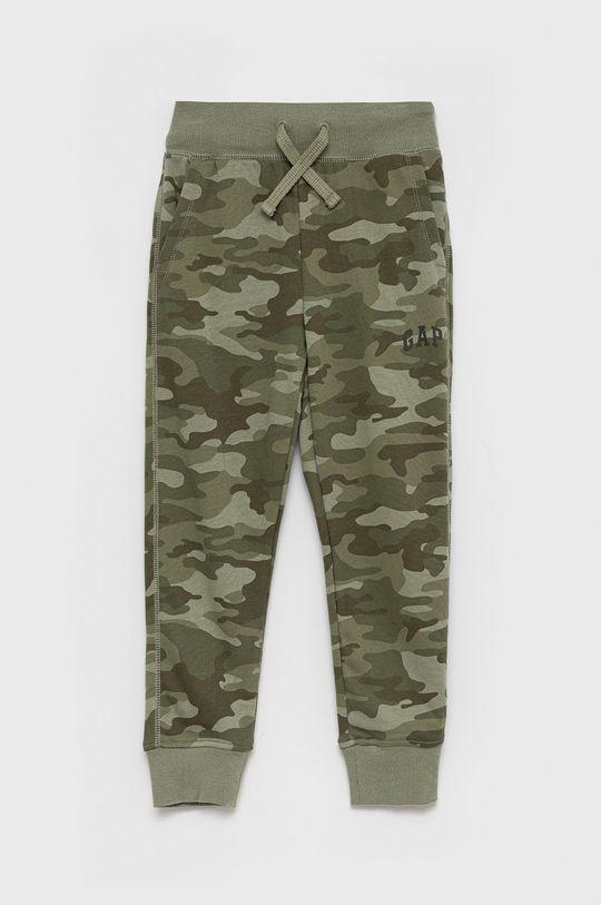 militarny GAP - Spodnie dziecięce 104-176 cm Chłopięcy