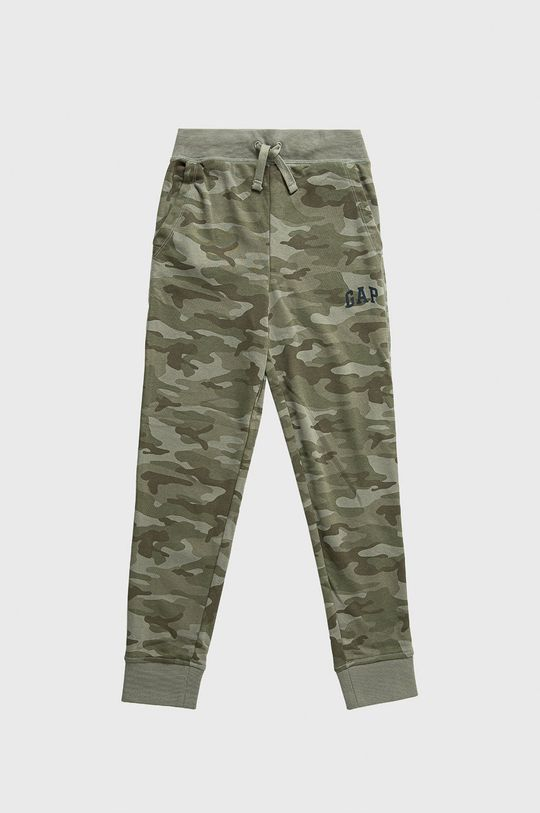 brudny zielony GAP - Spodnie dziecięce 104-176 cm Chłopięcy