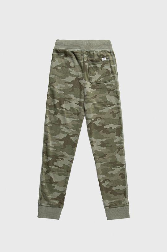 GAP - Spodnie dziecięce 104-176 cm brudny zielony