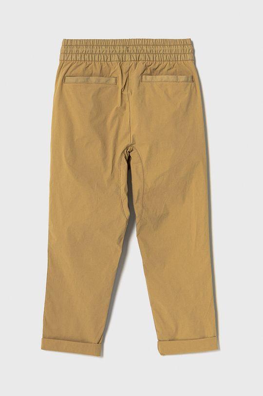GAP - Dětské kalhoty 104-176 cm olivová