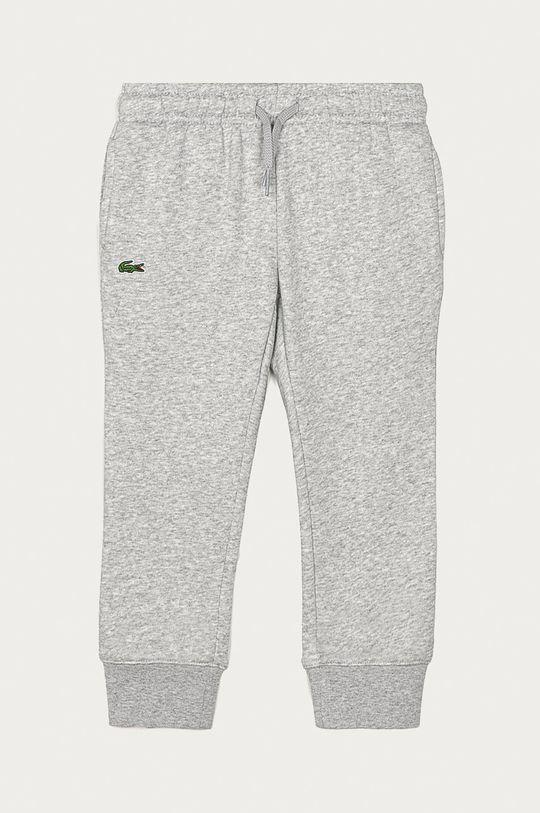 sivá Lacoste - Detské nohavice 116-176 cm Chlapčenský