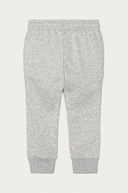 Lacoste - Detské nohavice 116-176 cm sivá