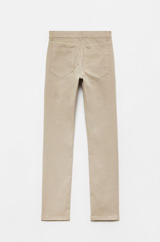 OVS - Spodnie dziecięce piaskowy
