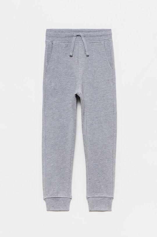 sivá OVS - Detské nohavice Chlapčenský
