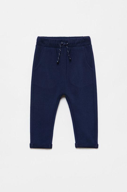 námořnická modř OVS - Dětské kalhoty Chlapecký