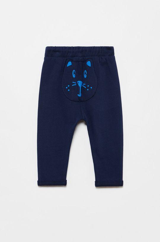 OVS - Dětské kalhoty námořnická modř