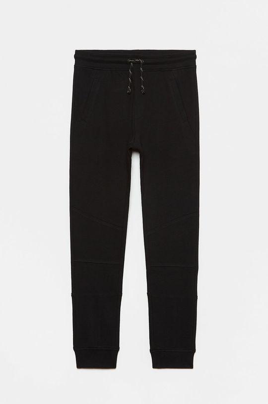 černá OVS - Dětské kalhoty 146-170 cm Chlapecký
