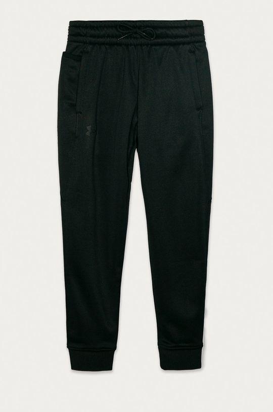 černá Under Armour - Dětské kalhoty 122-170 cm Chlapecký