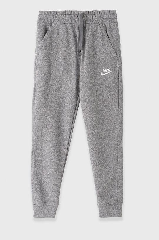 šedá Nike Kids - Dětské kalhoty 122-170 cm Chlapecký