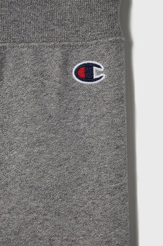 Champion - Detské nohavice 102-179 cm sivá