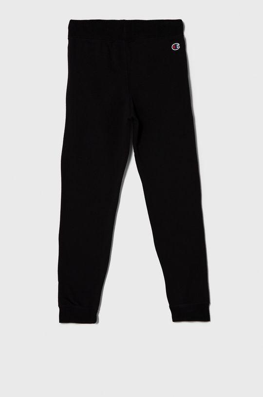 Champion - Dětské kalhoty 102-179 cm  Hlavní materiál: 79% Bavlna, 21% Polyester Vložka: 100% Bavlna Provedení: 98% Bavlna, 2% Elastan