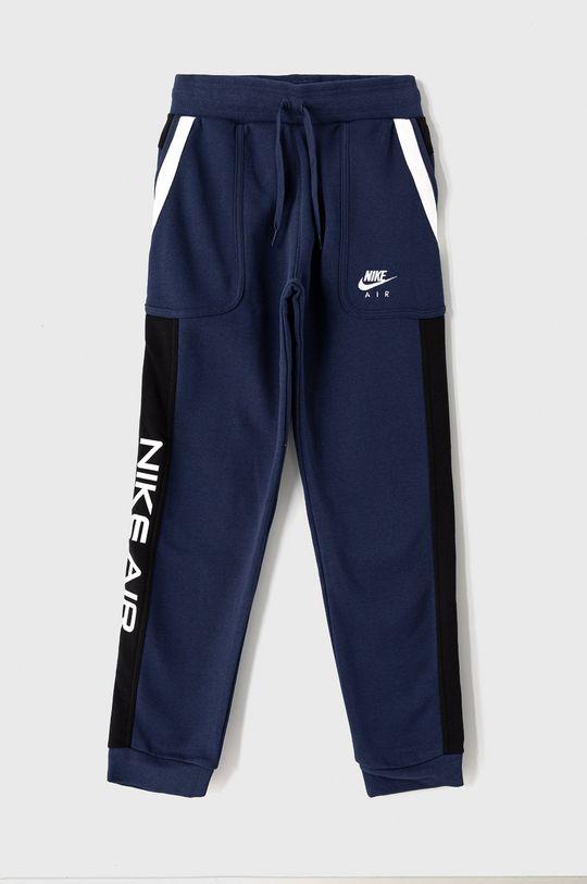 námořnická modř Nike Kids - Dětské kalhoty 122-170 cm Chlapecký