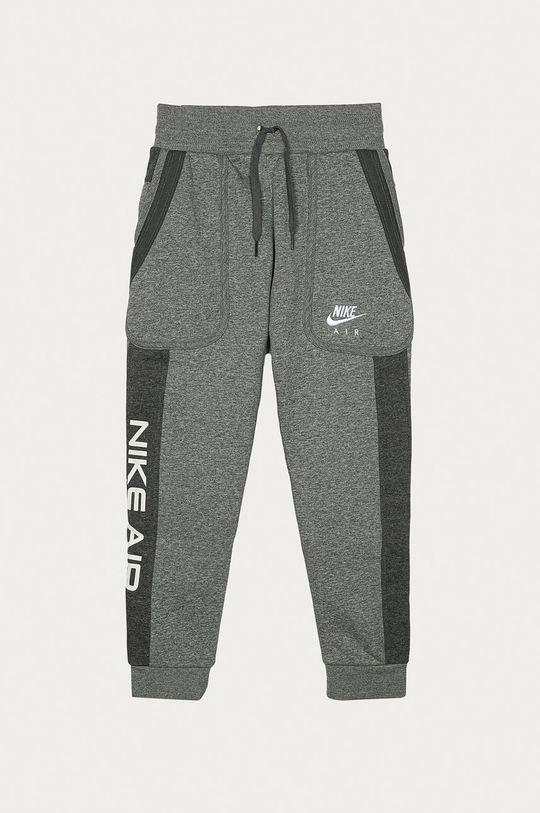 szary Nike Kids - Spodnie dziecięce 122-170 cm Chłopięcy