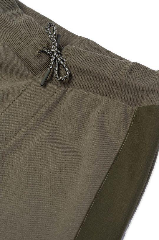 KENZO KIDS - Spodnie dziecięce Materiał 1: 100 % Bawełna, Materiał 2: 100 % Poliester