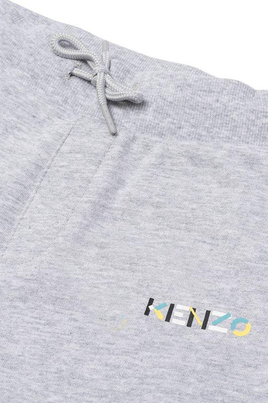 KENZO KIDS - Dětské kalhoty  100% Bavlna