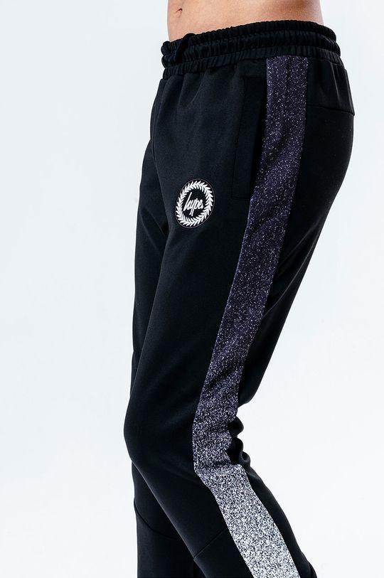 czarny Hype - Spodnie dziecięce SPECKLE FADE