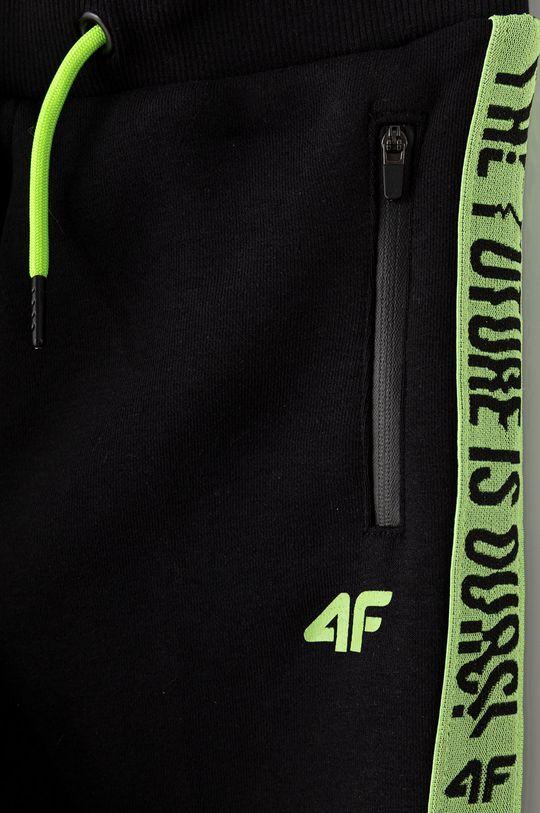 4F - Dětské kalhoty 122-164 cm  70% Bavlna, 30% Polyester