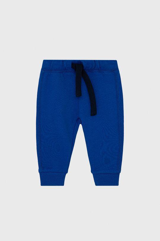 fialová United Colors of Benetton - Dětské kalhoty Chlapecký